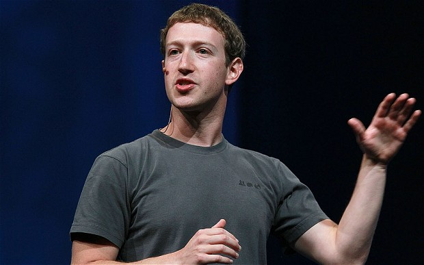 Mark Zuckerberg otthagyja a Facebookot