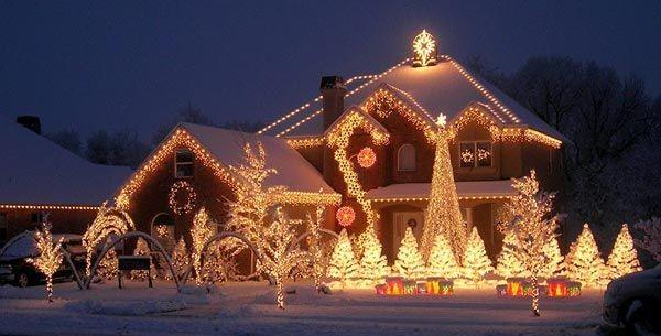 Christmas-Lighting