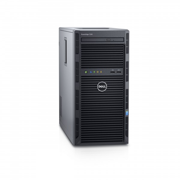 Dell PowerEdge T130 tower server, codename Bombshell.