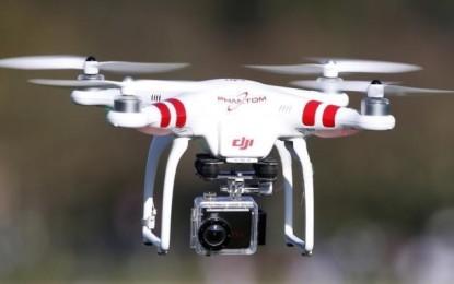 Már a drónok is Facebookoznak