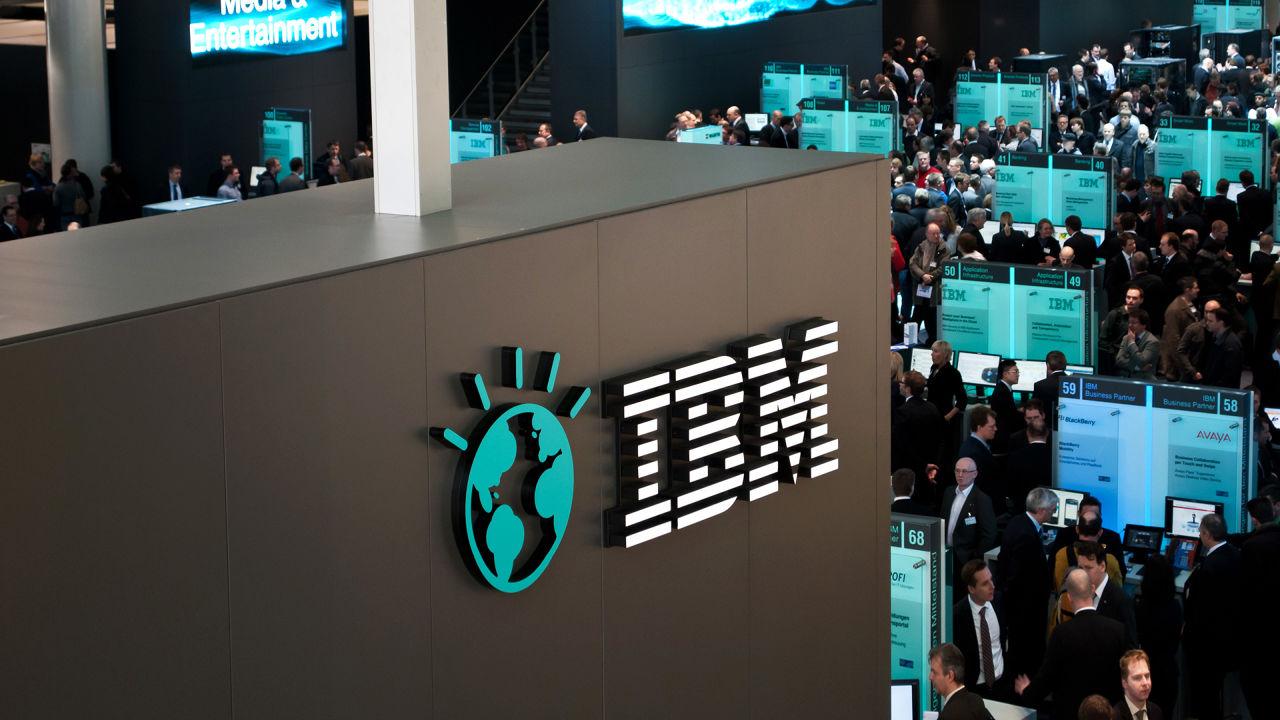 IBM-Earnints