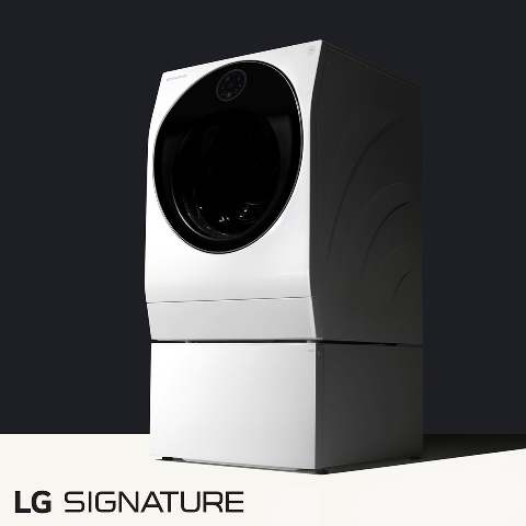 LG SIGNATURE-WASHING MACHINE