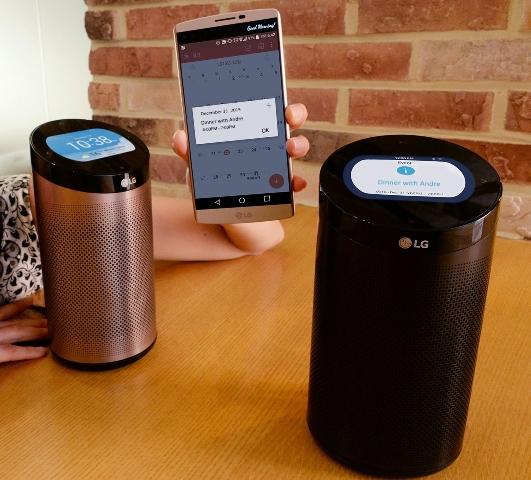 LG SmartThinQ Hub 1