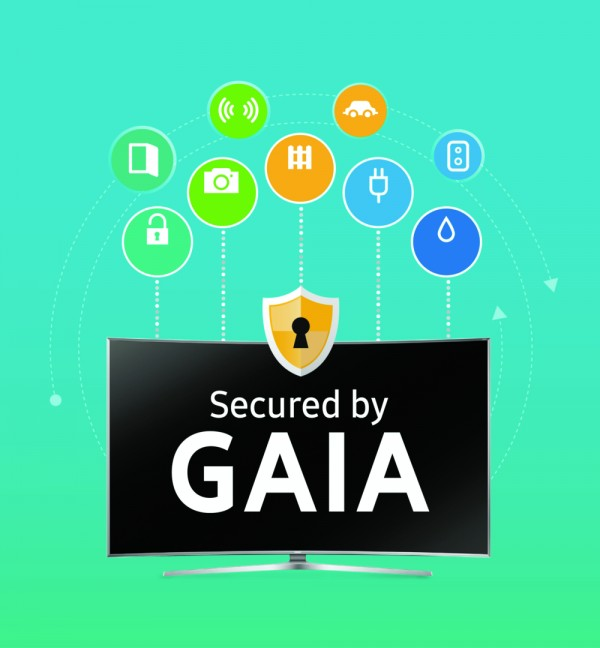 Samsung_GAIA_security
