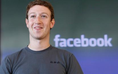 Kiderült, mire használná a pénzét a Facebook alapítója