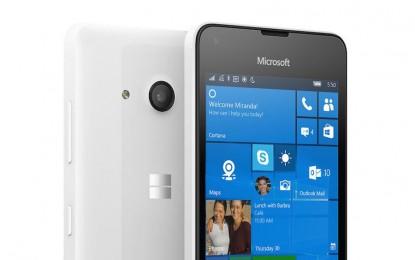 Teszt: Microsoft Lumia 550 – viharos ismerkedés