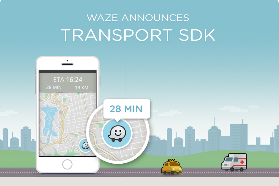 waze transport sdk 1