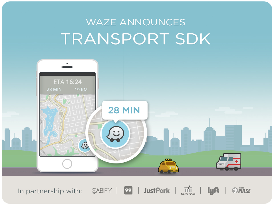 waze transport sdk 2