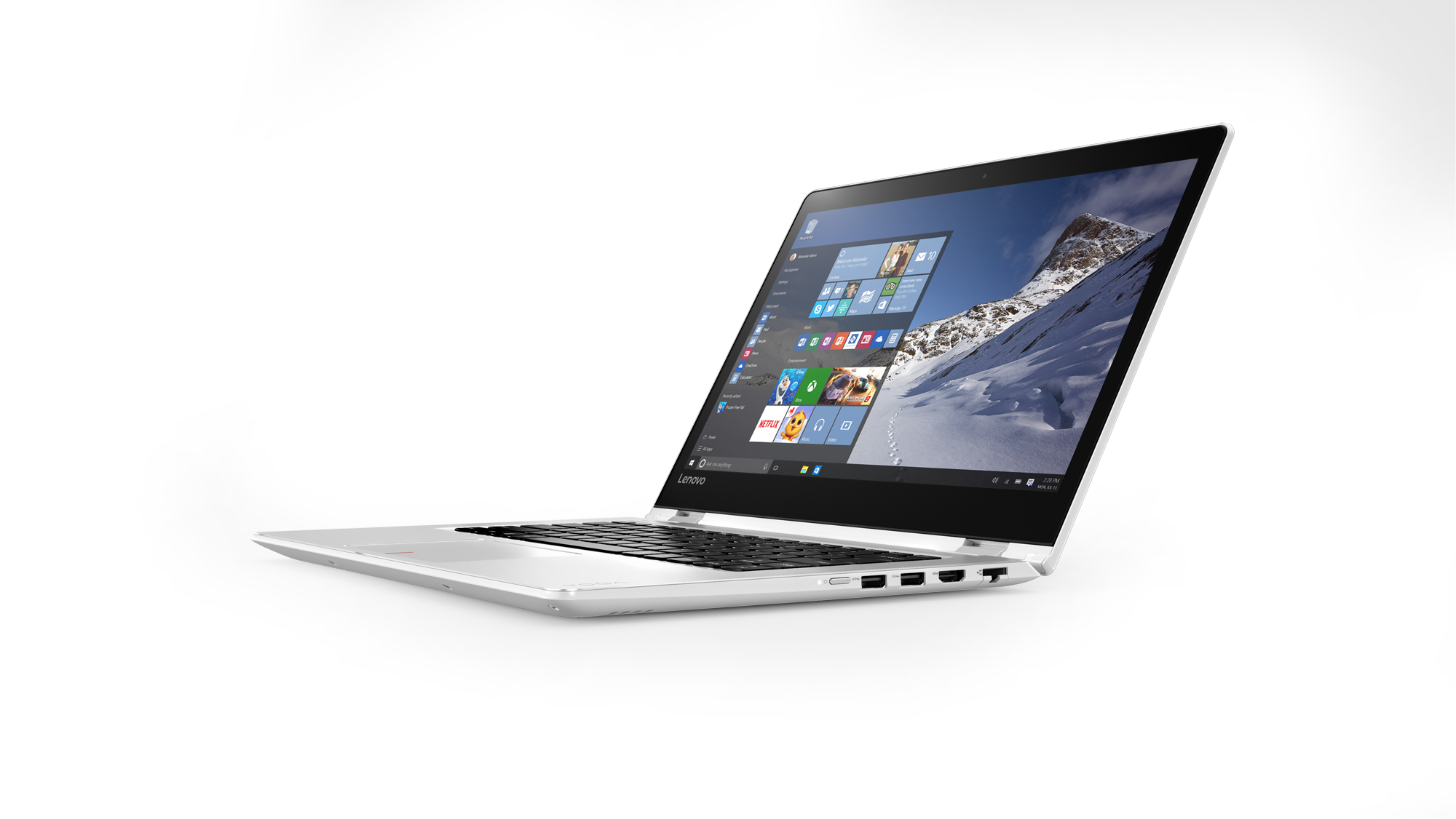 Lenovo YOGA 510 14-inch_black