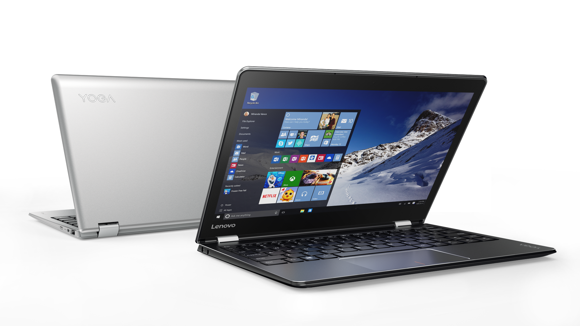 Lenovo YOGA 710 11-inch_black and silver