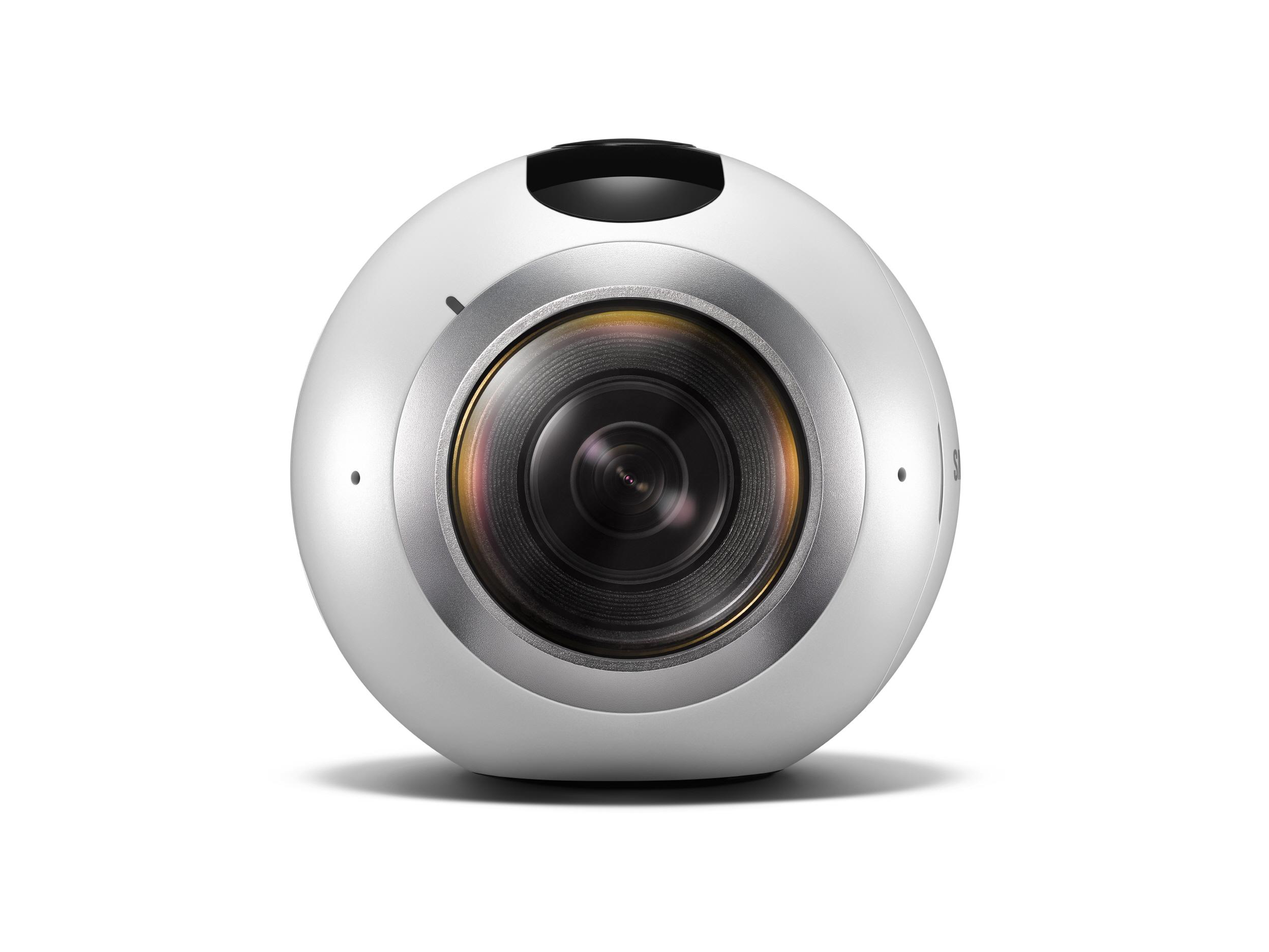 Samsung_Gear 360 Front