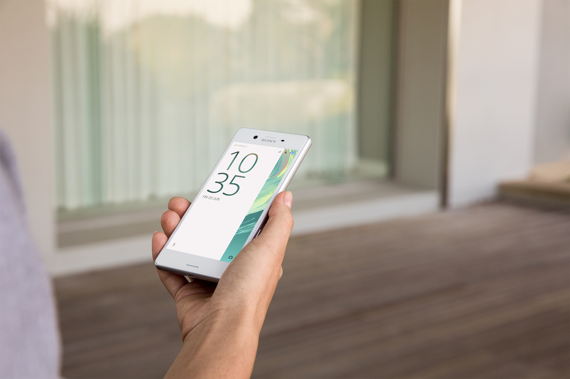 Xperia X White PIU Design