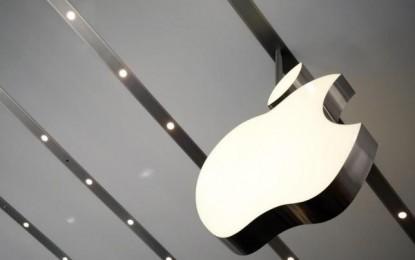 Nagy pert vesztett az Apple
