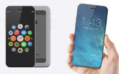Eltűnik a híres Home gomb az iPhone-ról?