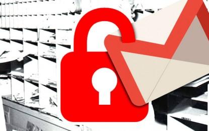 Mostantól szól a Gmail, ha gyanús az e-mail!