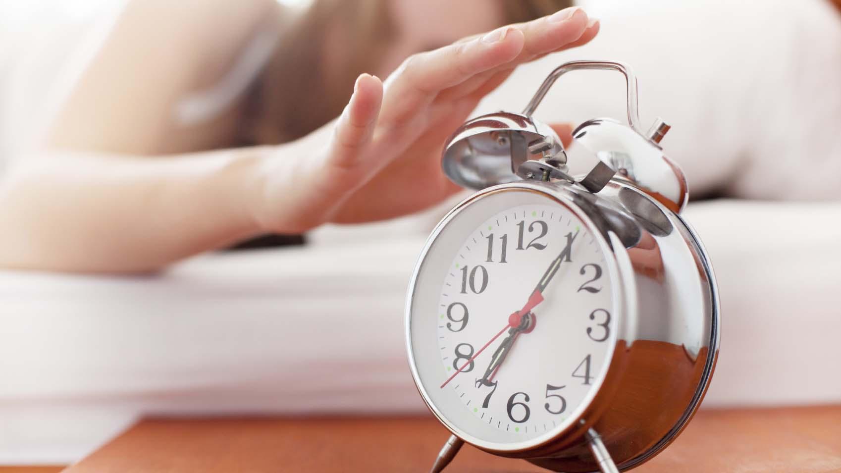 Sleeping-iStock