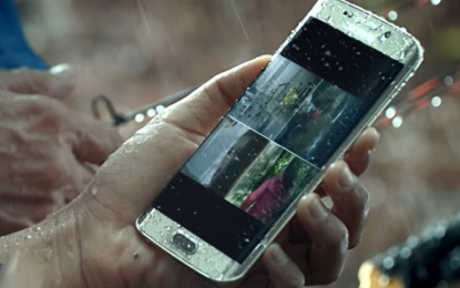 Igazán hasznos frissítést kapott a Galaxy S7 Edge