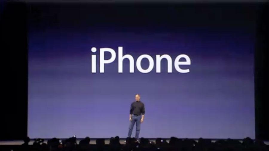 iPhone-2007-Steve-Jobs-Keynote