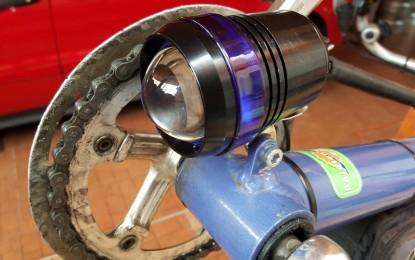 Teszt: Bike2USB HeadLight BL – filléres bringalámpa brutális fényerővel