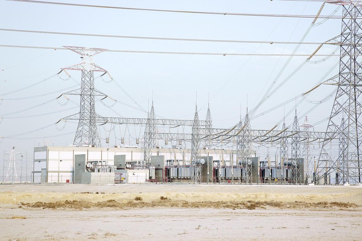 Az Zour 275kV Substation