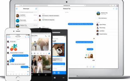 Hamarosan gépekkel is beszélgethetsz a Messengerben