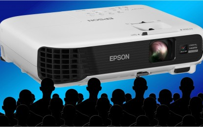 Teszt: Epson EB-U04 – Nagyban játszik