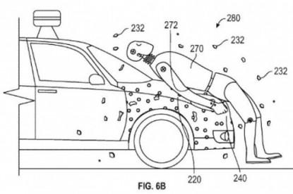 Az autójára ragasztana a Google