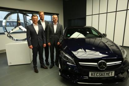 Nagyot ment tavaly a Mercedes