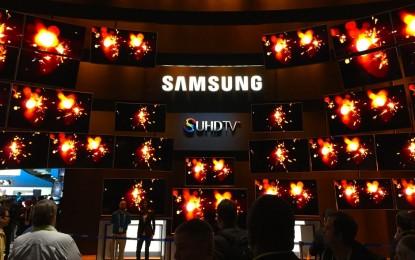 Meglepő: hiába várunk a Samsung OLED tévéjére