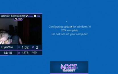 Ez az ember valószínűleg egy életre megutálta a Windows 10-et