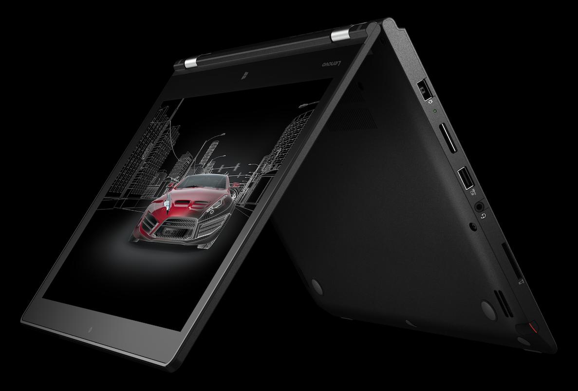 Lenovo ThinkPad P40 Yoga_7 Onscreen