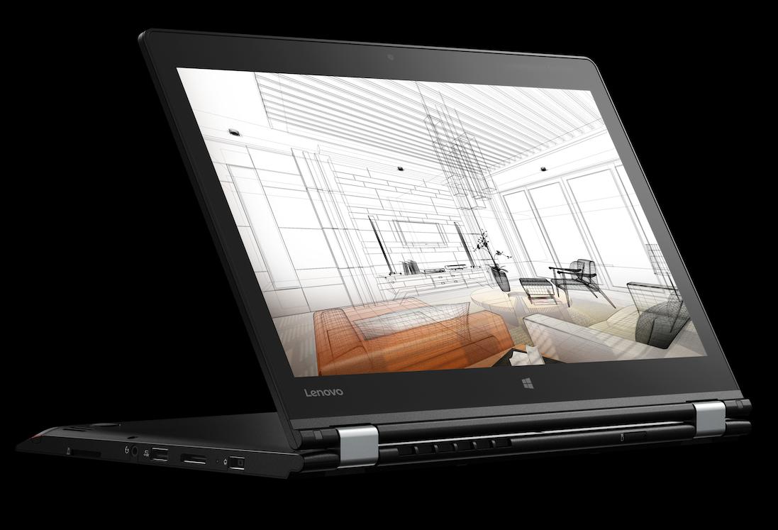 Lenovo ThinkPad P40 Yoga_8 Onscreen