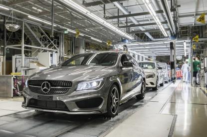 Újabb gyárat épít a Mercedes Kecskeméten