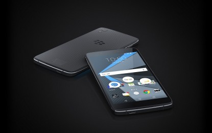 A BlackBerry bejelentette a világ egyik legbiztonságosabb androidos okostelefonját