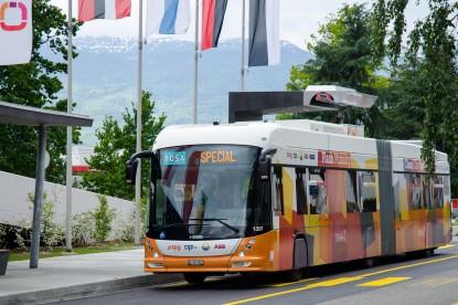A genfi elektromos buszoknak mindössze 15 másodperc kell majd a feltöltéshez