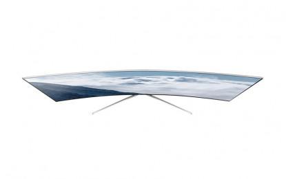 Teszt: Samsung KS9000 SUHD TV – A tökéletes íven