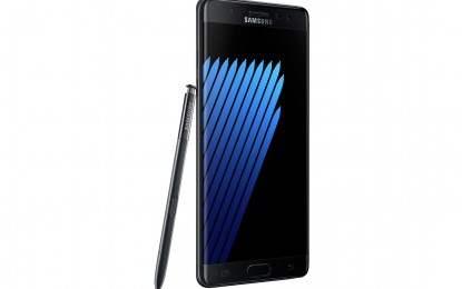 Veszélyes hibára bukkantak a Galaxy Note 7-ben