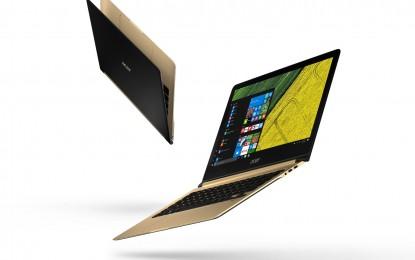 Ennyire vékony laptopot még senki nem csinált