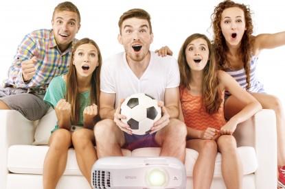 Ha sport, akkor projektor – Így nézték a magyarok az olimpiát!