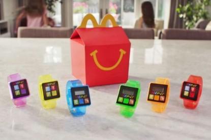 Biztosan nem szerzel okoskarkötőt a McDonald's-ból