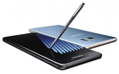 Elképesztő siker a Galaxy Note 7