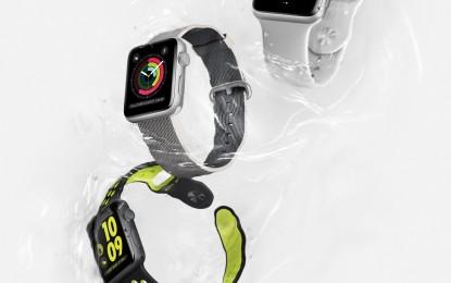 Az alvásunkat is figyelheti az Apple Watch