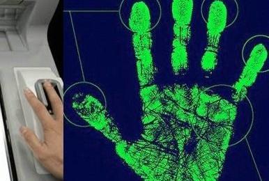 Megdöbbentő: még az ujjlenyomatunkat is el tudják lopni!