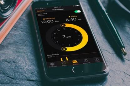 Mostantól szól az iPhone, ha ideje aludni!