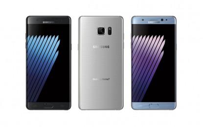 Kiszekálja a Samsung, hogy cseréld ki a Note 7-et