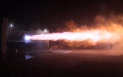 Ezzel menne az űrbe a SpaceX