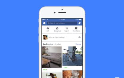 Elárasztják az apróhirdetések a Facebookot