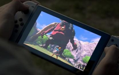Megint meglepett mindenkit a Nintendo