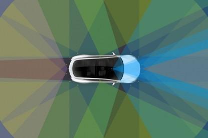 A Tesla megcsinálta: többé nincs szükség sofőrre