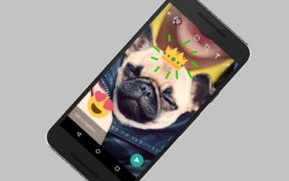 Hiánypótló újítással lepte meg a rajongókat a WhatsApp